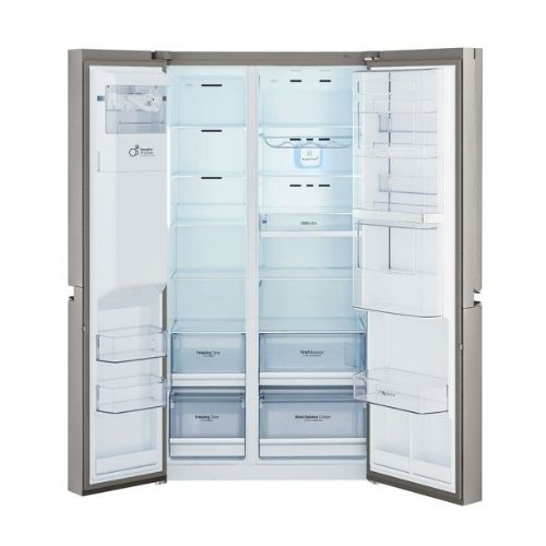 LG Frost Free Side by Side 601 Litros New Lancaster X247CSAV