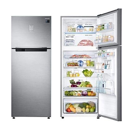 Samsung Top Mount Freezer Frost Free Duplex 453 Litros Inox RT6000K