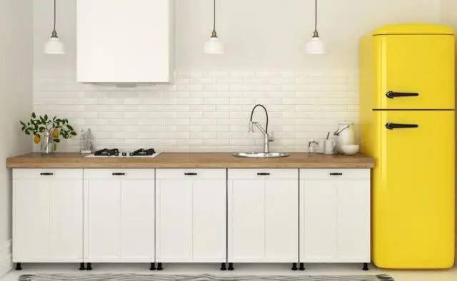 seu espaço de cozinha