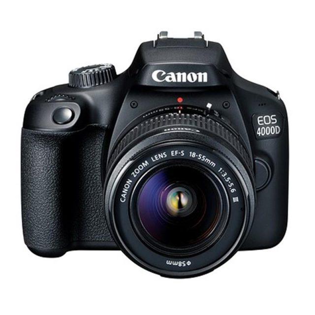 Marca de câmera Canon