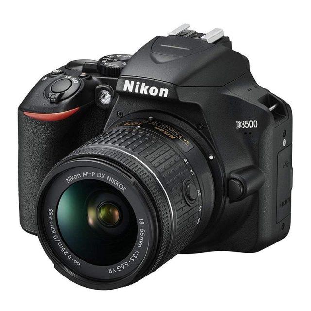Marca de câmera Nikon