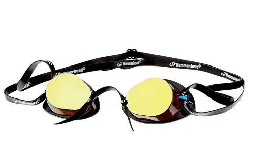 Óculos de Natação Swedish Pro Mirror da Hammerhead