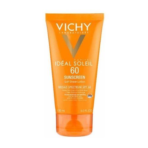 Protetor Solar Facial Vichy Idéal Soleil FPS 60