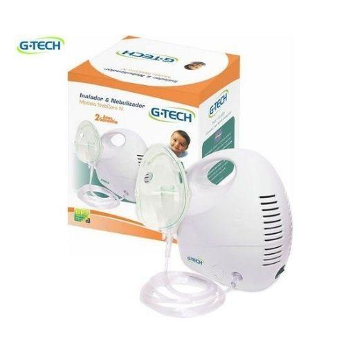 Nebulizador Inalador Nebcom IV G-Tech