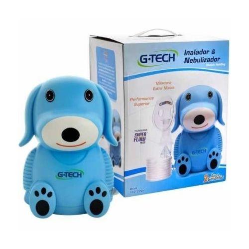 Nebulizador Inalador Nebdog G-Tech