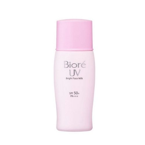 Bioré UV Bright Face Milk Bright Skin FPS 50