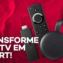 Melhores Aparelhos para Transformar TV em Smart TVMelhores Aparelhos para Transformar TV em Smart TV