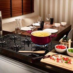 melhor cooktop 5 bocas